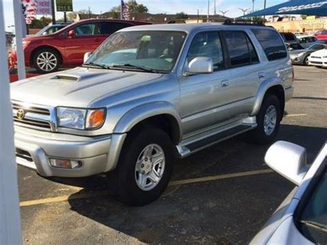 2000 toyota 4runner for sale 2000 toyota 4runner for sale sweet home or carsforsale