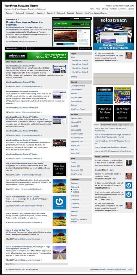 60 free yet premium quality wordpress magazine news themes 55 best premium responsive wordpress themes in 2015