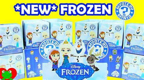 frozen barriers series 1 30 disney frozen vinyl figures new 2015 funko mystery