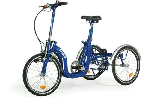Di Blasis Motorized Folding Tricycle by Di Blasi R32 Folding Trike Www Threadgoldcycles