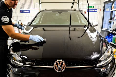 Keramik Versiegelung Auto by How To Properly Apply Quartz Ceramic Coating On Your