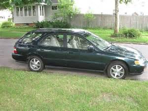 selling a great car 1995 honda accord ex wagon