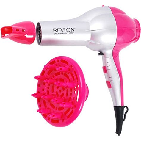 Hair Dryer Diffuser Ulta revlon 1875w pro stylist shine boosting hair dryer ulta