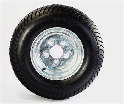 Trailer Tire 20 5 X8 10 Two Trailer Tires Rims 20 5x8 10 205 65 10 20 5 8 10 10