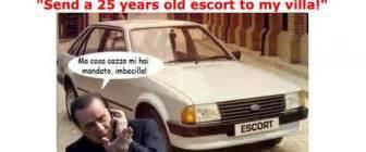 berlusconi wil een escort fotos autojunknl