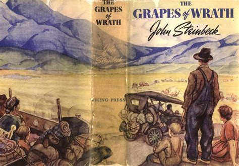 grapes of wrath film themes the senses of an ending the grapes of wrath novel and