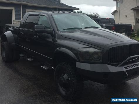 used ram 3500 diesel for sale 2008 dodge ram 3500 for sale in canada