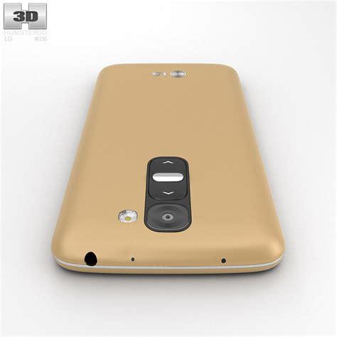 Handphone Lg G2 Mini lg g2 mini gold 3d model hum3d