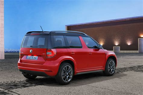 skoda yeti monte carlo launched carbuyer