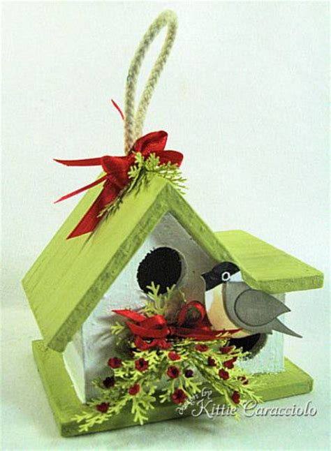 birdhouses crafts birdhouse by kittie747 cards and paper crafts