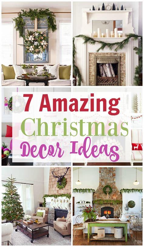 7 amazing decor ideas