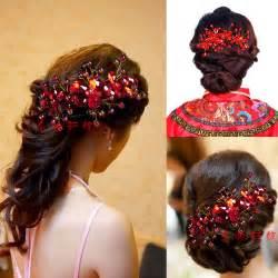 Wedding Hair Accessories China flower handmade accessories