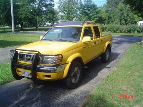 2000 nissan frontier lowered buy used 2000 nissan frontier crew cab pickup 4 door