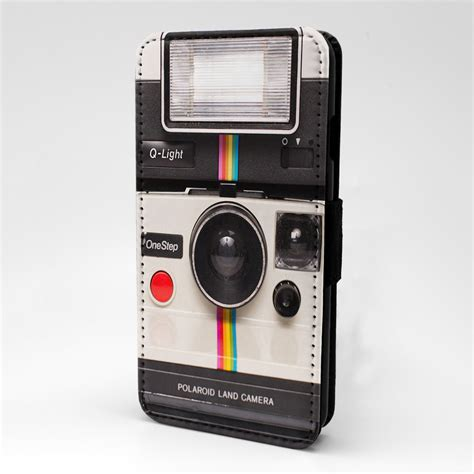polaroid mobile phones polaroid vintage flip cover for mobile phone