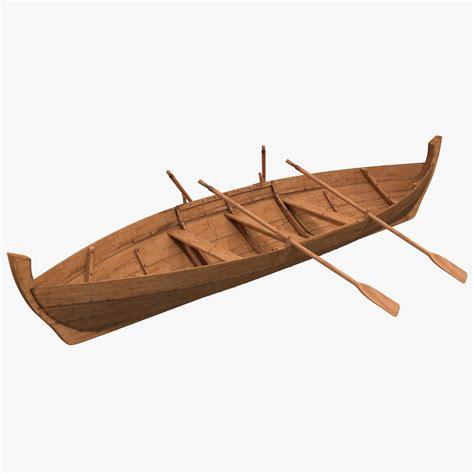 row boat model row boat 3d model free download clipart best