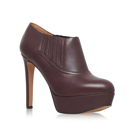 high heel shoes boots nine west disclosure high heel shoe boots in save 78