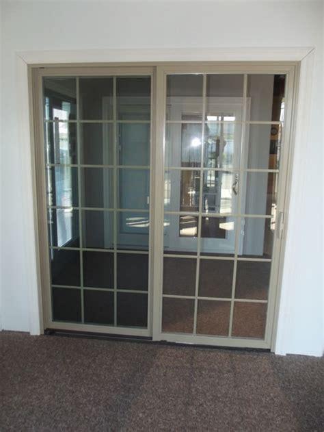 pella sliding glass door