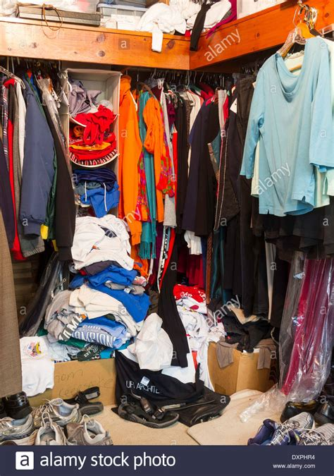 messy closet messy closet stock photo royalty free image 68109080 alamy