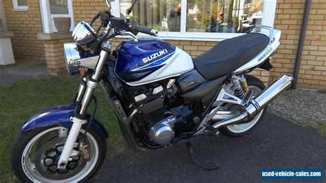 Suzuki For Sale 2004 Suzuki Gsx1400 For Sale In The United Kingdom