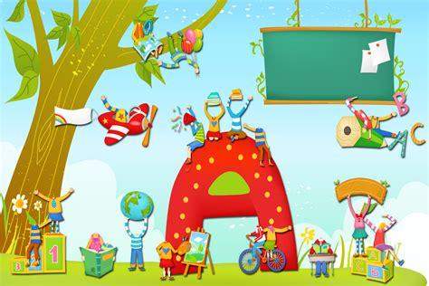 imagenes infantiles escuela el rinc 243 n de andre 237 to hermosas orlas para fotos