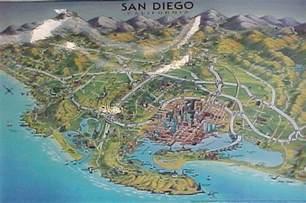 San Diego Parcel Map by San Diego Elevation Map