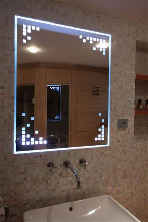 badezimmerspiegel le ultimativer badspiegel mit led 180 s hinterleuchtet