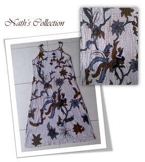 Kaos Batik Remulen 2 nath s collection
