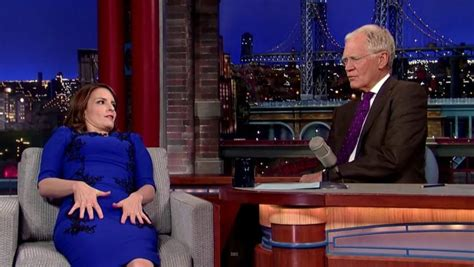 tina fey letterman see it tina fey strips to spanx for david letterman