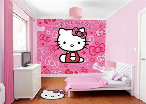 bed black decor girly hello kitty image 3534980 by 53 best images about hello kitty bedrooms bathrooms on