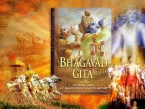 Résultat d'images pour bhagavad gita