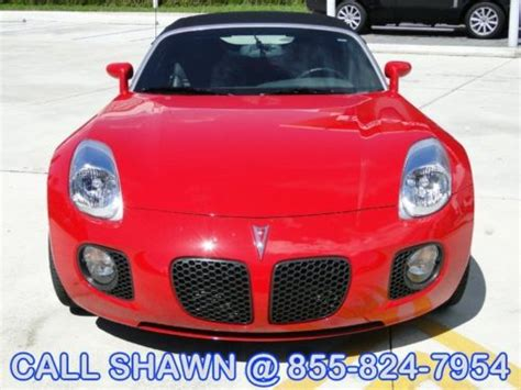 pontiac last year find used 2009 pontiac solstice gxp only 16 000miles 1