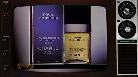 Parfum Chanel Pour Monsieur 1988 chanel pour monsieur fragrance for
