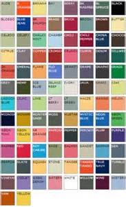 comfort color color chart comfort colors comfort colors tees tanks and