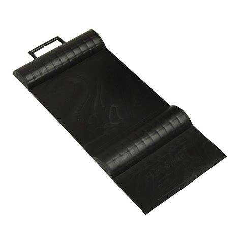 Parking Mats For Garage by Tsunami Seal 16 Ft Black Garage Door Threshold Kit 53016