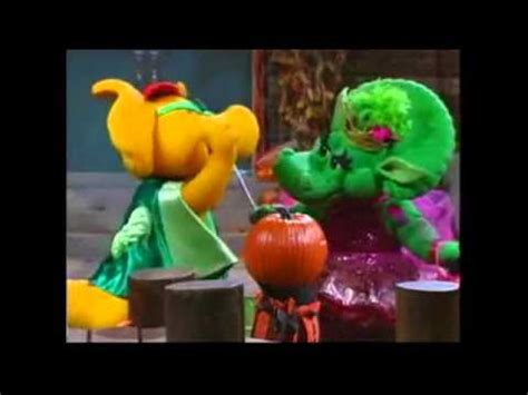 youtube barney and friends halloween party barney s part 4