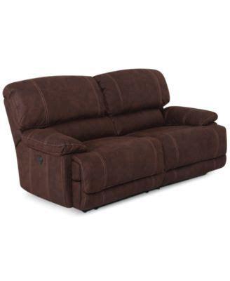 Jedd Fabric Reclining Sectional Sofa by Jedd 2 Fabric Sectional Sofa With 2 Power Recliners