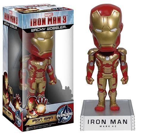 Funko Pop Iron 42 Marvel Iron 3 Berkualitas Funko Reveals Its Iron 3 Vinyl Papercraft Plushies
