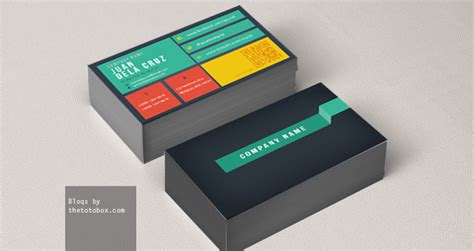 free flat card templates free premium business card templates thetotobox