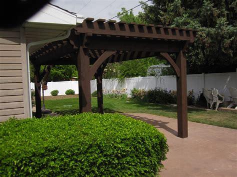 12x20 Oversized Diy Timber Frame Pergola Kit Backyard Pergola Diy Kits