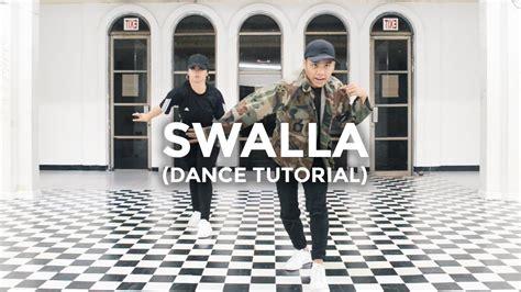 tutorial dance swalla swalla jason derulo nicki minaj dance tutorial