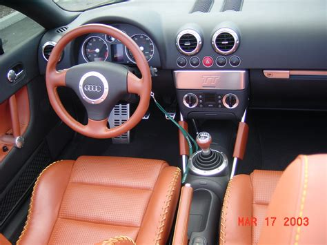 Audi Tt Baseball Interior by Car Interior Colors Are Boring These Days Page 2 Nasioc