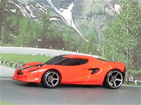 Hotwheels Lotus Project M250 Orange Murah Warungtjilik collotus2