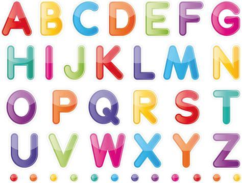 Aufkleber Buchstaben Einzeln by Clamaro Abc Buchstaben 7cm Hoch Und Alphabet Als Aufkleber