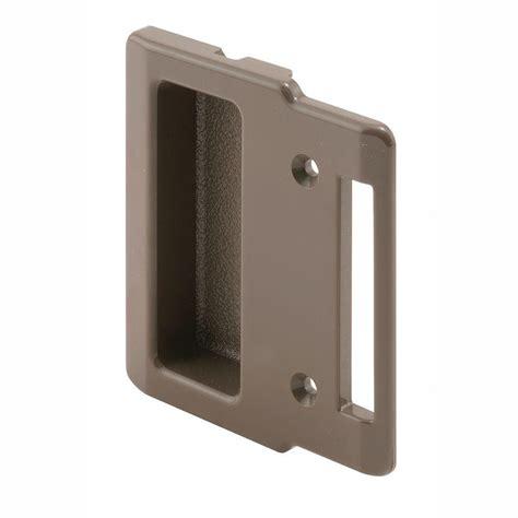 sliding screen door pull prime line sliding screen door pull a 209 the home