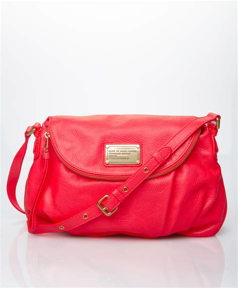 Tas Marcjacobs Gliter Tas Pink shop the look think pink perfectly basics