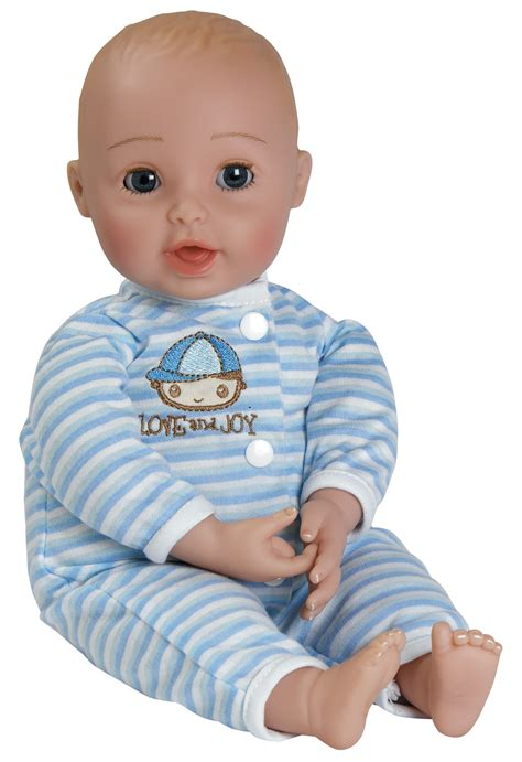 baby toys boys adora giggletime boy baby doll for play 15 inch