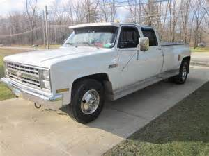 purchase used 1986 gmc dually 3500 chevy 3500 dually 1