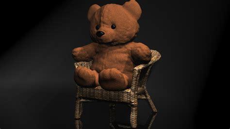 Wallpaper 3d Teddy Bear | teddy bear 3d full hd wallpaper and background 1920x1080