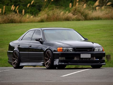 Who Is The Toyota Toyota Chaser Photos Informations Articles Bestcarmag