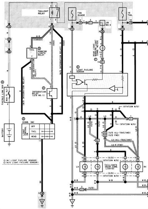 wiring diagram for a 1998 toyota camry powerking co